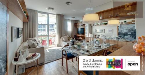 apartamento residencial à venda, vila cunha bueno, são paulo. - codigo: ap2482 - ap2482
