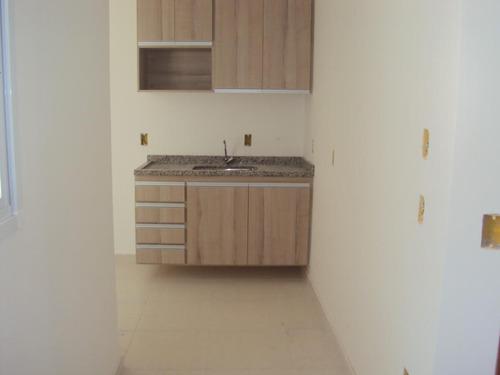 apartamento  residencial à venda, vila curuçá, santo andré. - ap0568