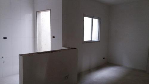 apartamento residencial à venda, vila curuçá, santo andré. - ap0653