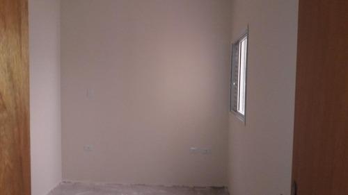 apartamento residencial à venda, vila curuçá, santo andré. - ap1333