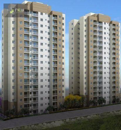 apartamento residencial à venda, vila curuçá, são paulo. - ap0738
