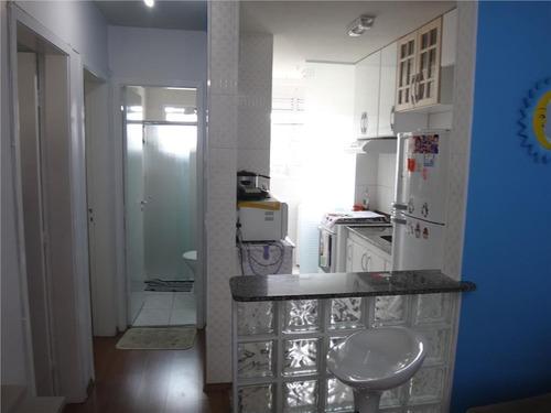 apartamento residencial à venda, vila curuçá, são paulo. - ap7107