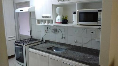 apartamento residencial à venda, vila curuçá, são paulo. - ap7459