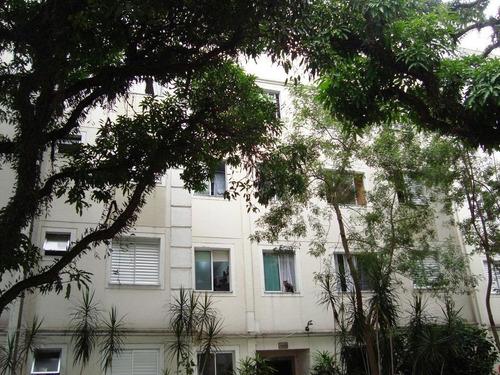 apartamento residencial à venda, vila curuçá, são paulo. - ap8380