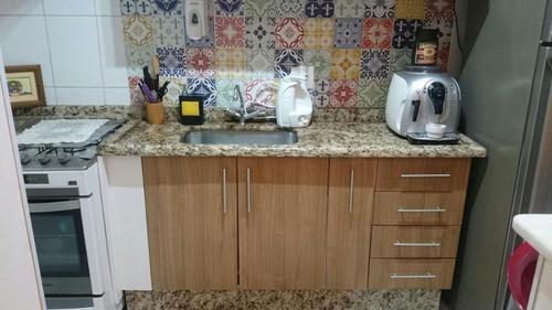 apartamento residencial à venda, vila curuçá, são paulo. - ap8439