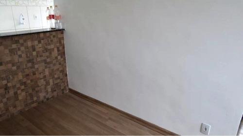 apartamento residencial à venda, vila curuçá, são paulo. - ap8499