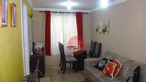 apartamento residencial à venda, vila curuçá, são paulo. - ap8692