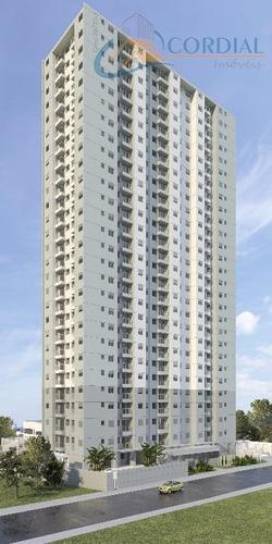 apartamento  residencial à venda, vila curuçá, são paulo. - codigo: ap0140 - ap0140