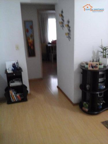 apartamento residencial à venda, vila da saúde, são paulo. - ap1608