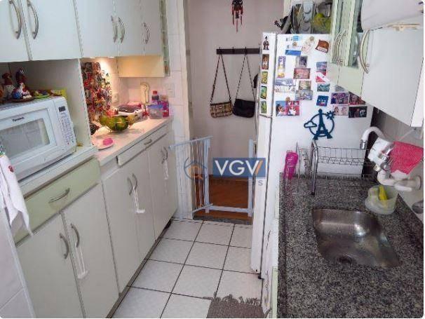 apartamento residencial à venda, vila da saúde, são paulo. - ap1688