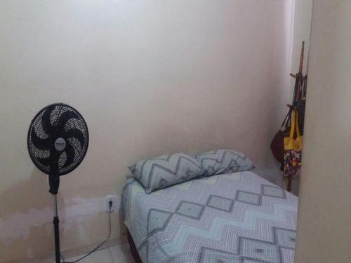 apartamento residencial à venda, vila dagmar, belford roxo. - ap00205 - 32690821