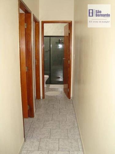 apartamento residencial à venda, vila dainese, americana. - ap0106