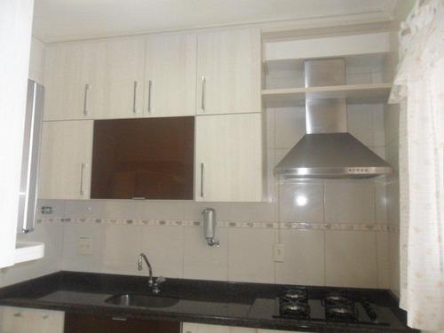 apartamento  residencial à venda, vila das bandeiras, guarul