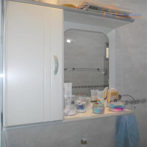 apartamento residencial à venda, vila das mercês, são paulo - ap0140. - ap0140
