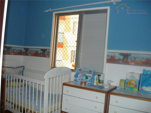 apartamento residencial à venda, vila das mercês, são paulo - ap0141. - ap0141