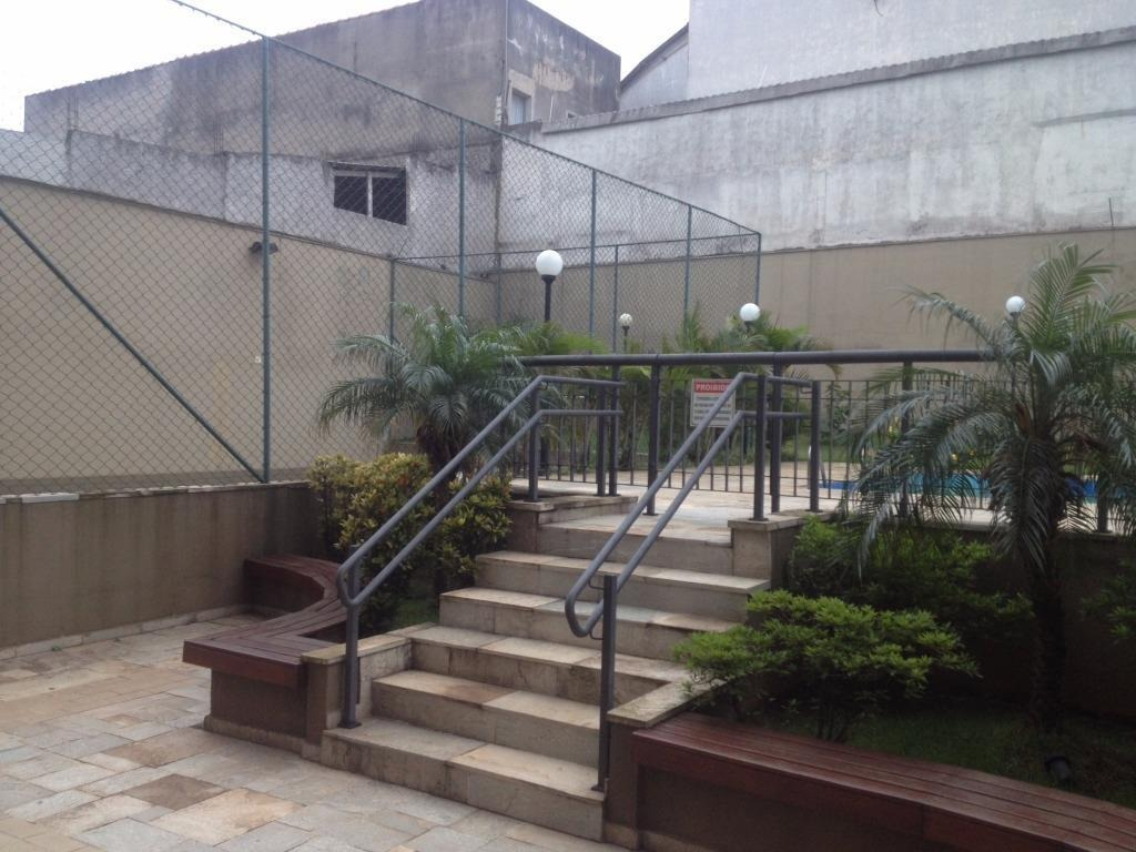 apartamento residencial à venda, vila das mercês, são paulo. - ap1352