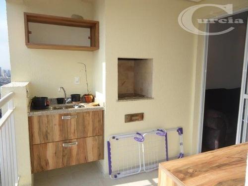 apartamento residencial à venda, vila das mercês, são paulo. - ap2226