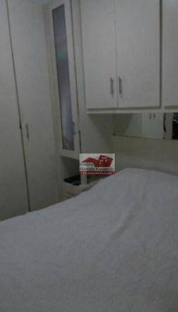 apartamento residencial à venda, vila das mercês, são paulo. - ap3959