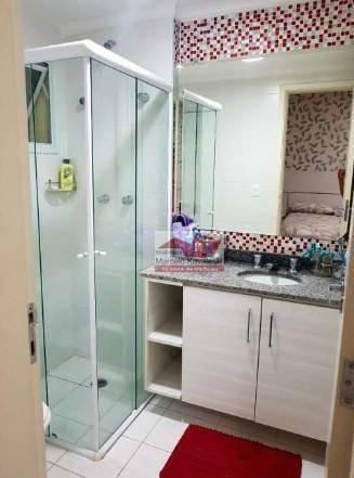 apartamento residencial à venda, vila das mercês, são paulo. - ap4355