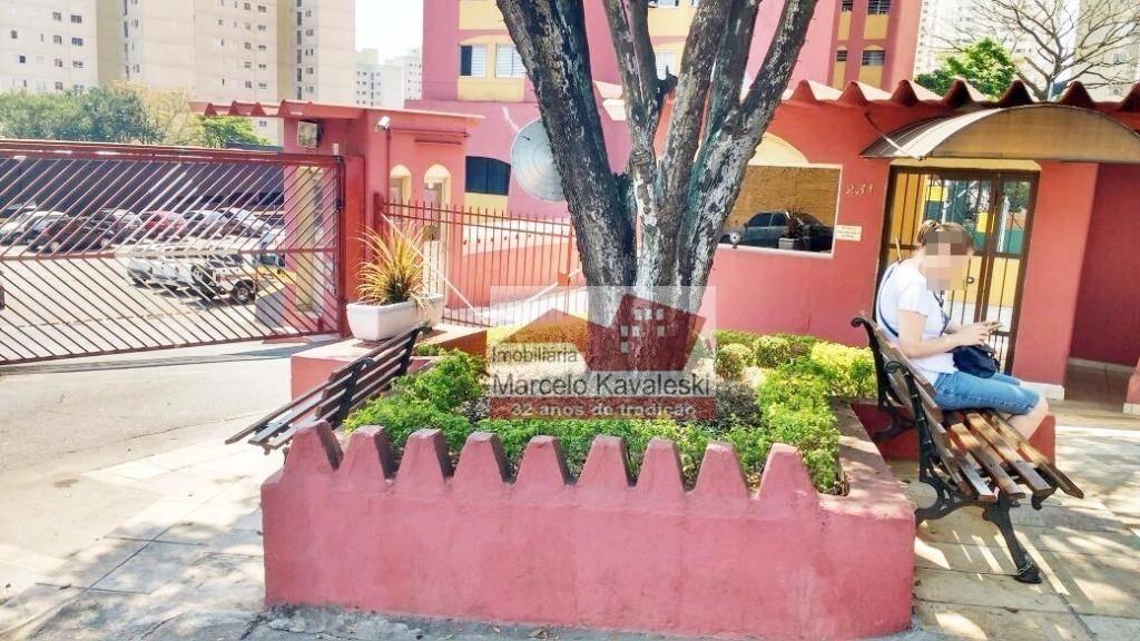 apartamento residencial à venda, vila das mercês, são paulo. - ap4507