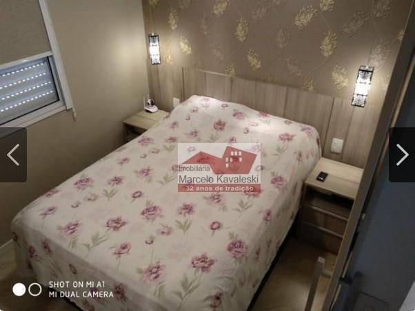 apartamento residencial à venda, vila das mercês, são paulo. - ap7068