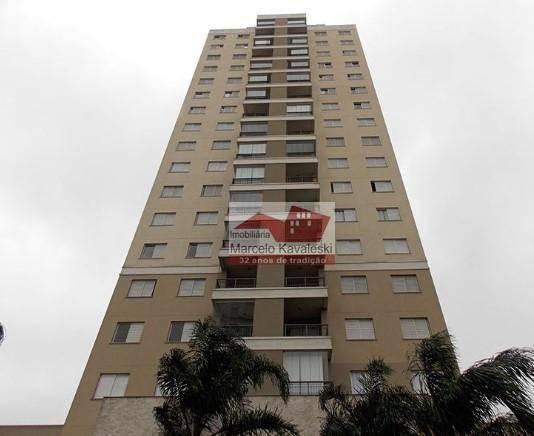 apartamento residencial à venda, vila das mercês, são paulo. - ap7347