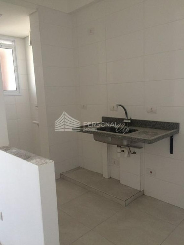 apartamento residencial à venda, vila dayse, são bernardo do campo. - ap1375