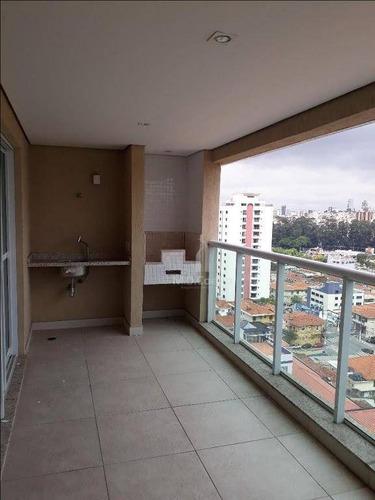 apartamento residencial à venda, vila dom pedro ii, são paulo. - ap0124