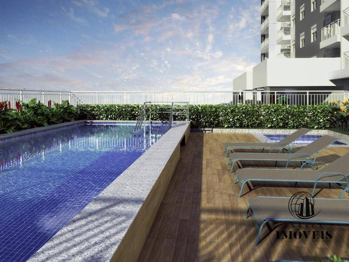 apartamento residencial à venda, vila dom pedro ii, são paulo. - ap1121