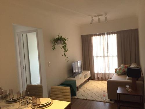 apartamento residencial à venda, vila dusi, são bernardo do campo. - ap1751