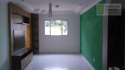 apartamento residencial à venda, vila eldízia, santo andré - ap1710. - ap1710
