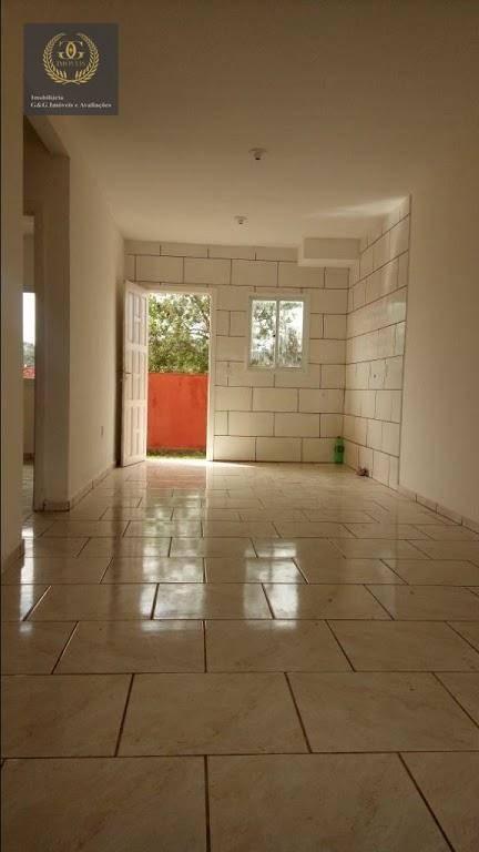 apartamento residencial à venda, vila elsa, viamão. - ap0043
