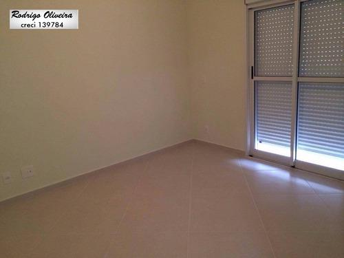 apartamento residencial à venda, vila ema, são josé dos campos. - ap0099
