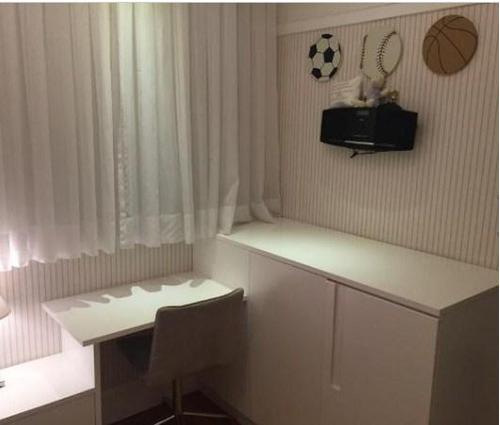 apartamento residencial à venda, vila ema, são josé dos campos - ap9702. - ap9702