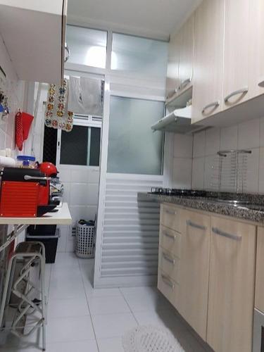 apartamento residencial à venda, vila ema, são paulo. - ap0780