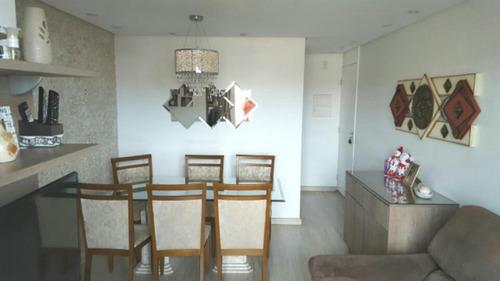 apartamento residencial à venda, vila ema, são paulo. - ap1471