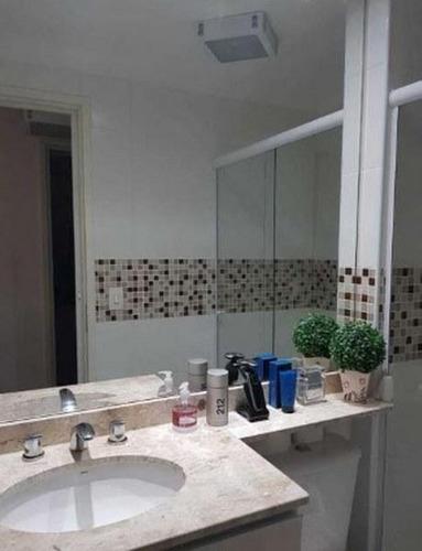 apartamento residencial à venda, vila ema, são paulo. - ap4219
