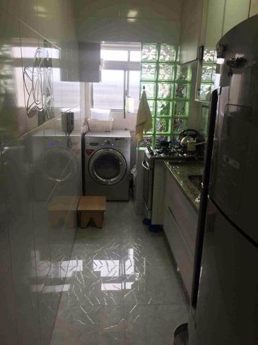 apartamento residencial à venda, vila ema, são paulo. - ap8364