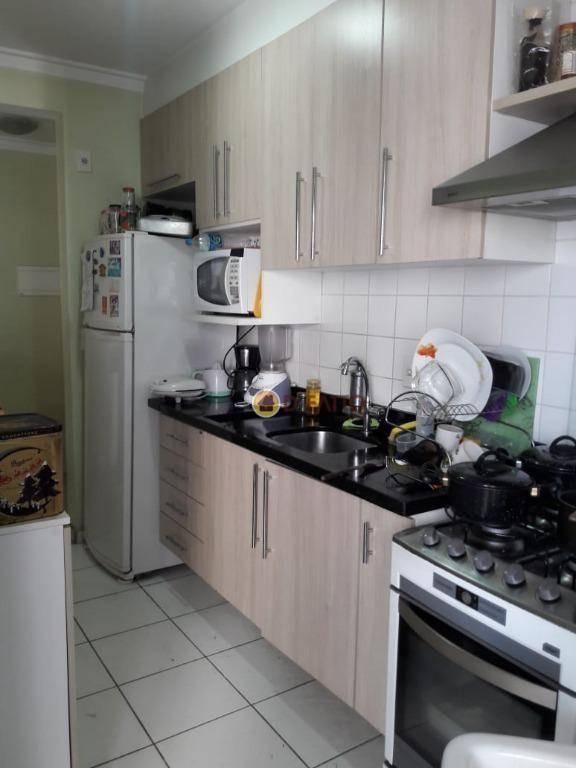 apartamento residencial à venda, vila endres, guarulhos. - ap1986