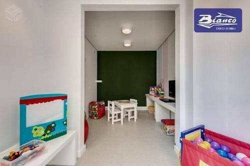 apartamento residencial à venda, vila endres, guarulhos. - ap2863