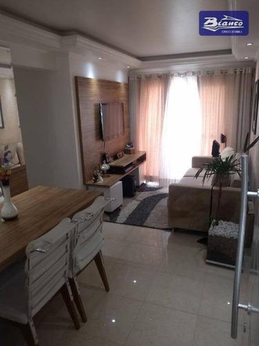 apartamento residencial à venda, vila endres, guarulhos. - ap2983
