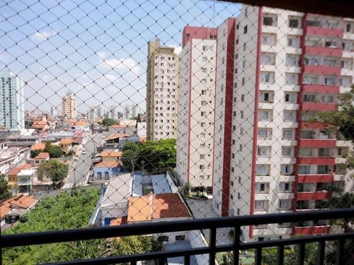 apartamento residencial à venda, vila esperança, são paulo. - ap8123
