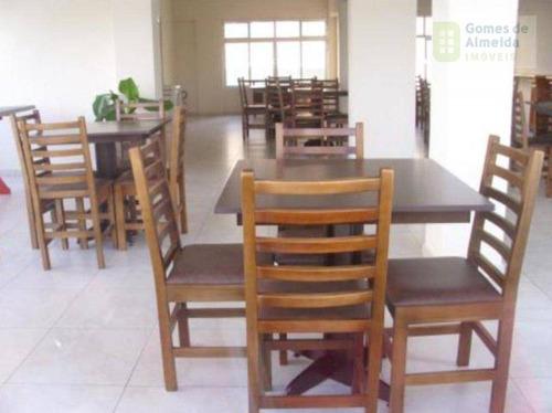 apartamento residencial à venda, vila floresta, santo andré - ap1439. - ap1439