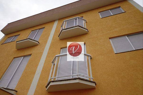 apartamento residencial à venda, vila floresta, santo andré - ap5230. - ap5230