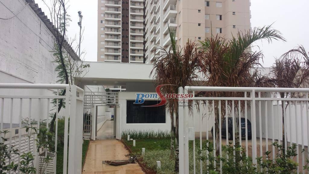 apartamento residencial à venda, vila formosa, são paulo. - ap2361