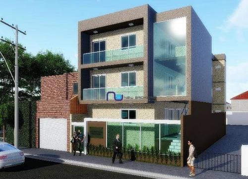 apartamento residencial à venda, vila formosa, são paulo. - ap3578
