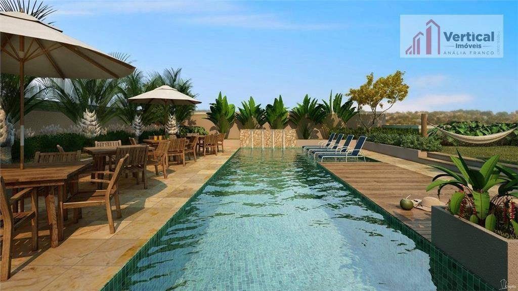 apartamento residencial à venda, vila formosa, são paulo - ap4040. - ap4040