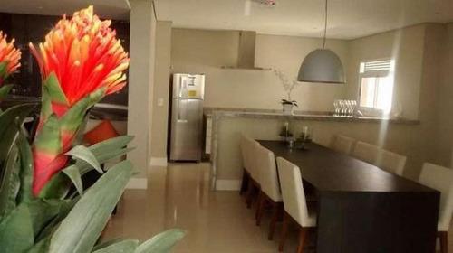 apartamento residencial à venda, vila formosa, são paulo. - ap4406