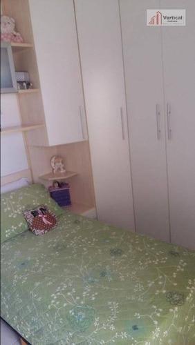 apartamento residencial à venda, vila formosa, são paulo - ap4478. - ap4478