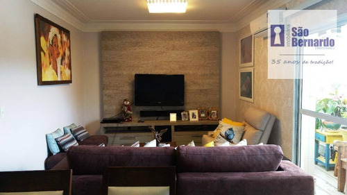 apartamento residencial à venda, vila frezzarin, americana. - ap0611